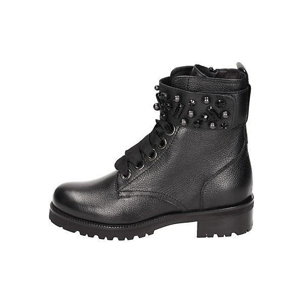 Maripé Schnürstiefeletten schwarz  Gute Qualität beliebte Schuhe