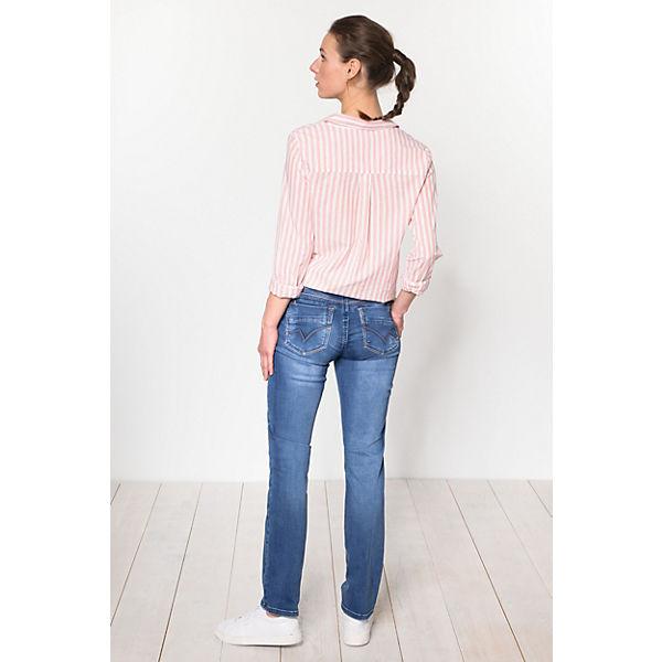 blau Womenshape Tahila Jeans TIMEZONE Slim qtEKIwwP