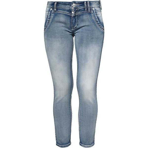 blau Jeans Nali blau Slim TIMEZONE Jeans TIMEZONE TIMEZONE Nali Slim CYFx55