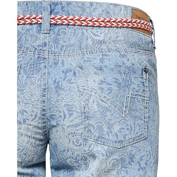 Regular TIMEZONE blau Jeansshorts TIMEZONE Jeansshorts Alexa Alexa Regular 14P5qxwd