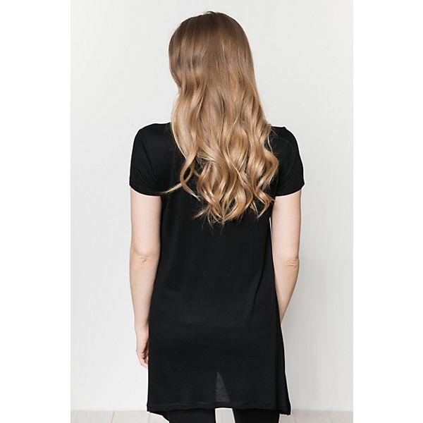 Desigual T schwarz Desigual Desigual Shirt Shirt schwarz T EOTIw05q