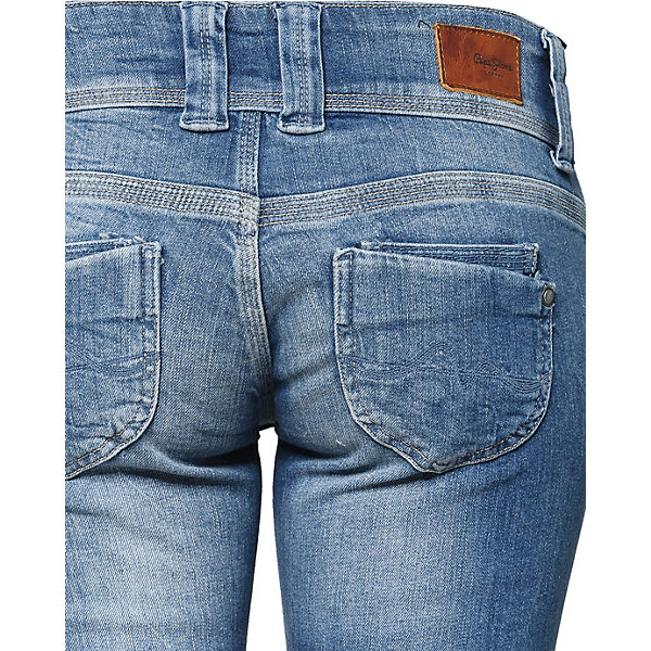 Caprijeans Pepe blau Pepe Jeans Jeans Venus w00RFBq