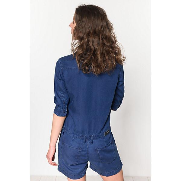 Jumpsuit Jeans blau Jumpsuit Pepe Pepe blau Jeans qRxxCEna