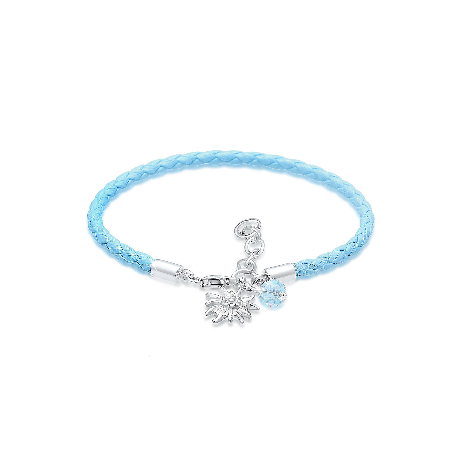 Elli Armband Edelweiss Wiesn Swarovski® Kristal...