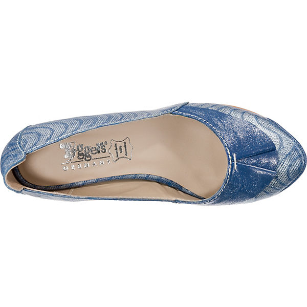 Tiggers®, Lara  dunkelblau Klassische Pumps, dunkelblau    457d7d