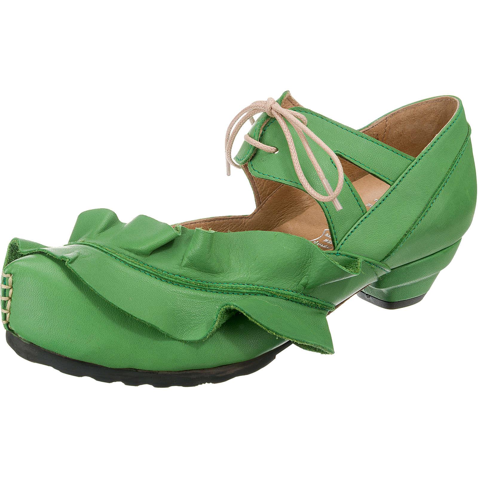 Tiggers® Lore Schnürpumps grün Damen Gr. 36