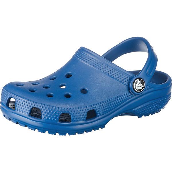 crocs Kinder Clogs Classic dunkelblau