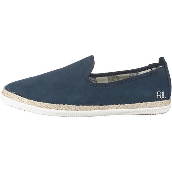 Pepe Jeans Maui Summer Sportliche Slipper dunkelblau