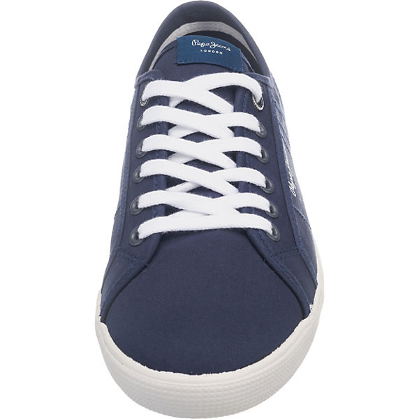 Pepe Jeans Aberman 2.1 Sneakers Low dunkelblau