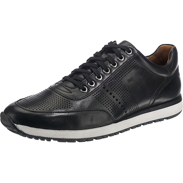 Sneakers Bros schwarz Low Conte amp; Gordon tvqwYgy