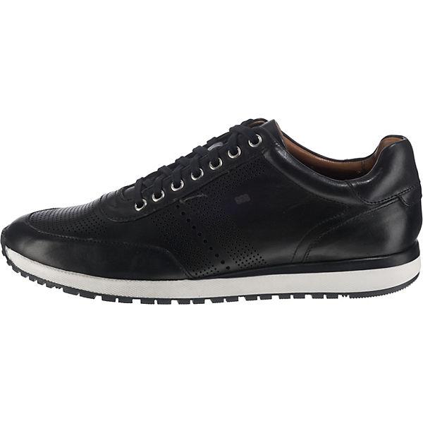 Sneakers Bros schwarz Low Conte amp; Gordon tvqwYgy