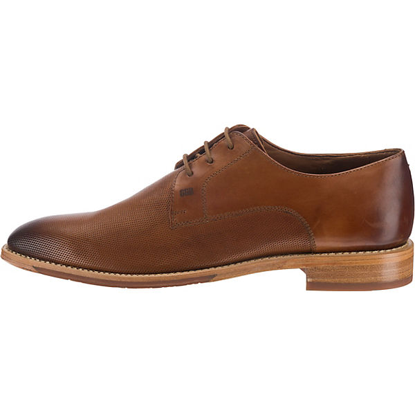Gordon & Bros, Lorenzo  Business Schuhe, cognac   Lorenzo c900a0