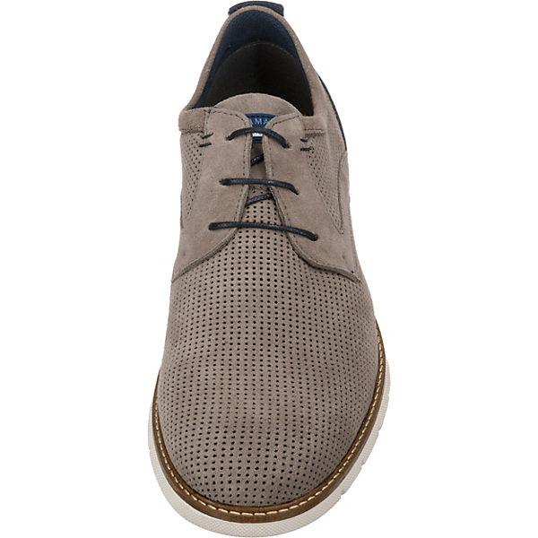 SALAMANDER, MATHEUS Qualität Schnürschuhe, grau-kombi  Gute Qualität MATHEUS beliebte Schuhe 1748de