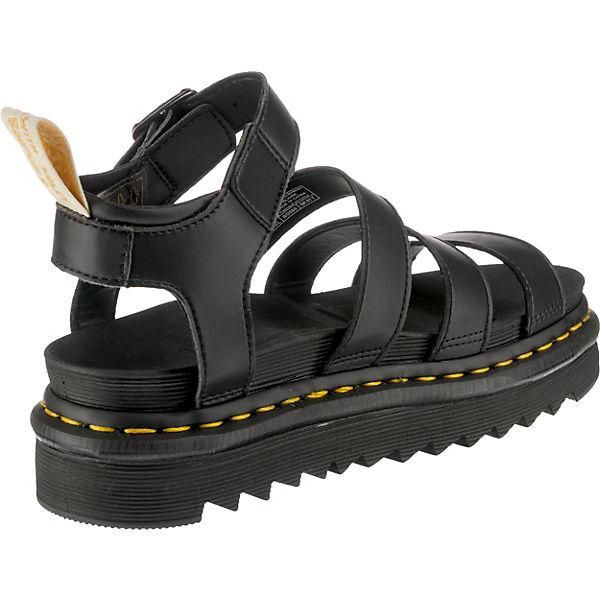 Dr. Sandalen, Martens, V Blaire Klassische Sandalen, Dr. schwarz  Gute Qualität beliebte Schuhe 1c14a0
