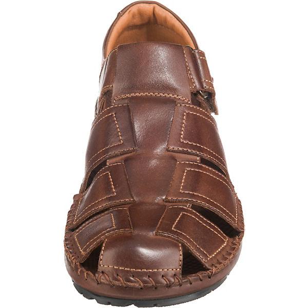 Pikolinos, Tarifa Klassische Sandalen, beliebte cognac  Gute Qualität beliebte Sandalen, Schuhe 5a2bdd