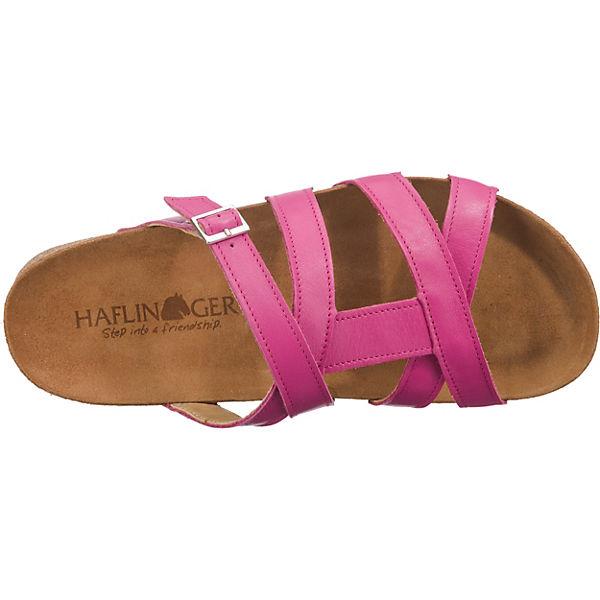 HAFLINGER, Sarah Komfort-Pantoletten, Qualität pink  Gute Qualität Komfort-Pantoletten, beliebte Schuhe 0711c6