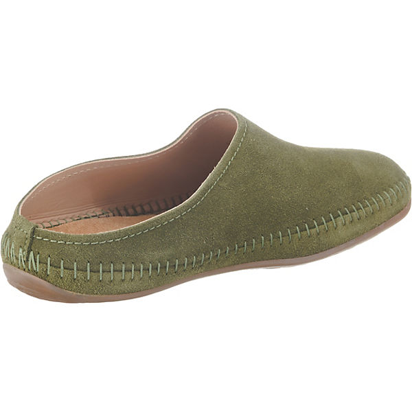 grün grün Softino Softino HAFLINGER HAFLINGER Pantoffeln HAFLINGER Softino Pantoffeln grün HAFLINGER Pantoffeln xPqISAp