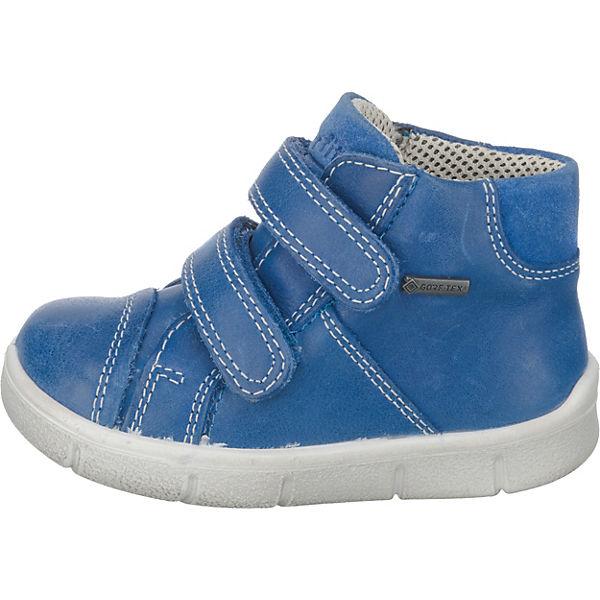 superfit Lauflernschuhe ULLI GORE-TEX für Jungen, Weite M4 blau