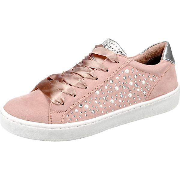 7570044c97a0 MARCO TOZZI, Sneakers Low, rosa   mirapodo
