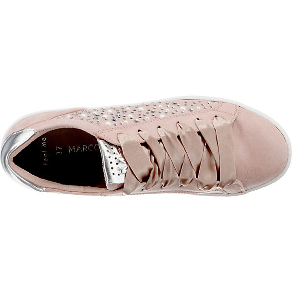 MARCO TOZZI Sneakers Low rosa