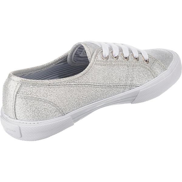 Fresh Jeans Low Aberlady Sneakers Pepe Silber wm8n0Nv