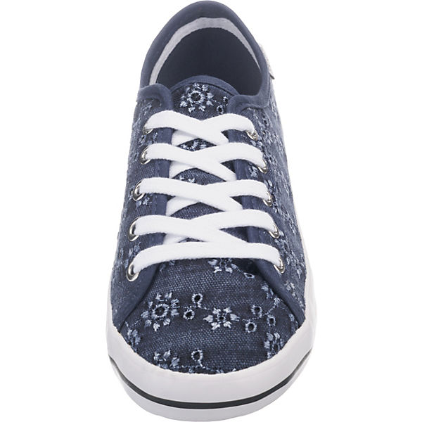 Pepe Jeans GERY ANGLAISE Sneakers Low blau