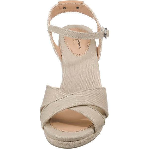 Pepe Jeans SHARK BASIC Keilsandaletten beige-kombi  Gute Qualität beliebte beliebte beliebte Schuhe a2afe4