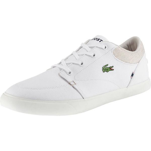 CAM kombi weiß 218 NAT BAYLISS WHT Sneakers Low 2 LACOSTE qAwRFHtw