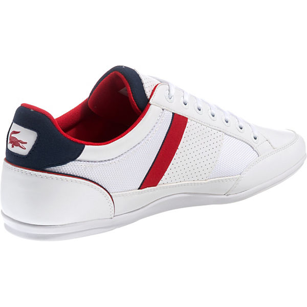 218 LACOSTE WHT NAT 2 BAYLISS Sneakers weiß CAM Low FCzCwBg7q