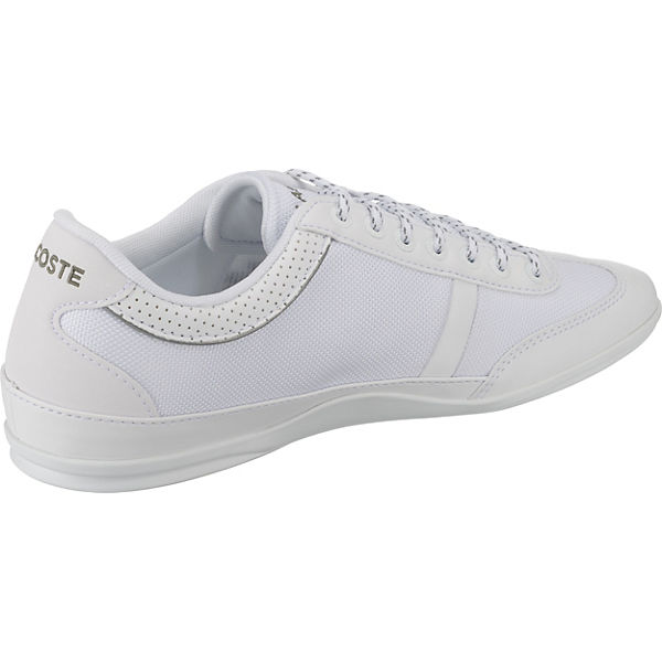 LACOSTE, MISANO SPORT 218 218 218 1 CAM WHT/WHT Sneakers Low, weiß  Gute Qualität beliebte Schuhe df46c9