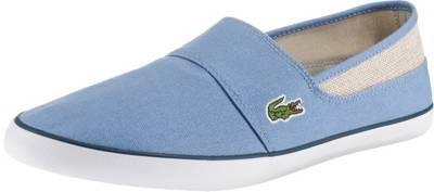 lacoste slipper f�r herren g�nstig kaufen mirapodo  marice 218 1 cam nvy nat sportliche slipper