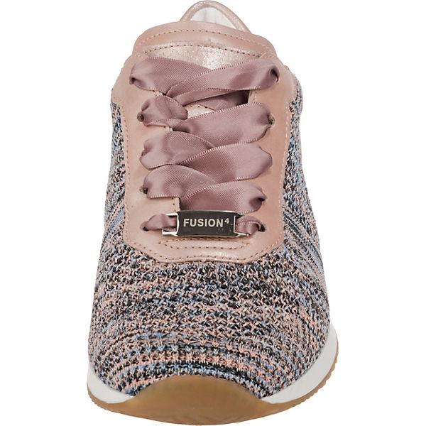 ara, Sneakers Lissabon-Fusion 4 Sneakers ara, Low, beige-kombi   109198