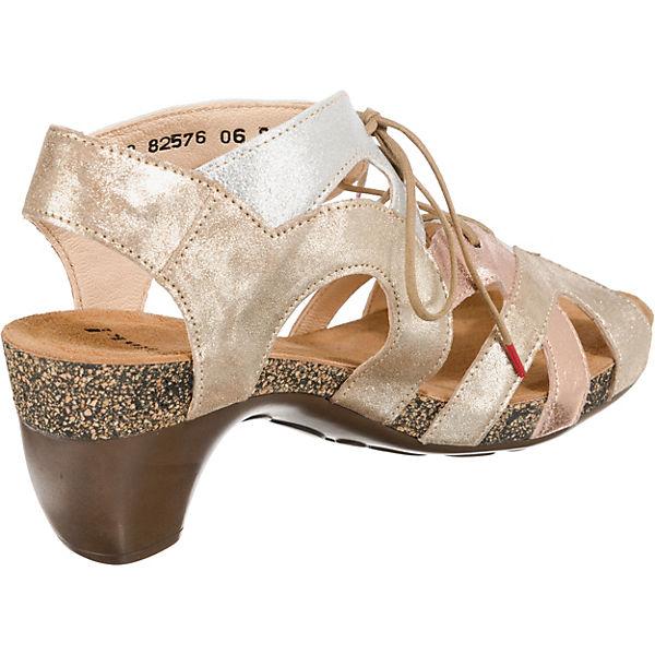 Think! Traudi Qualität Komfort-Sandalen bunt  Gute Qualität Traudi beliebte Schuhe 2939d9