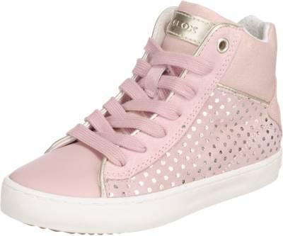 GEOX, Sneakers High KILWI für Mädchen, rosa   mirapodo