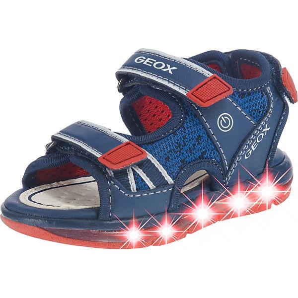 so billig neu kommen an verschiedenes Design GEOX, Baby Sandalen Blinkies SAND.TODO für Jungen, blau