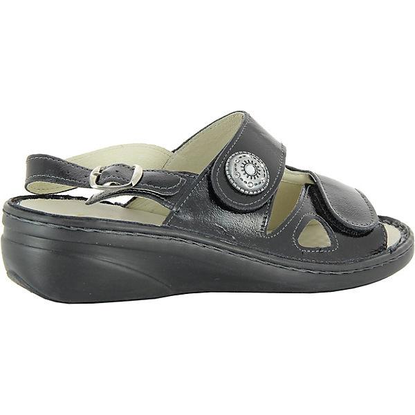 Florett Isabell  Komfort-Sandalen schwarz    Gute Qualität beliebte Schuhe fe09c7
