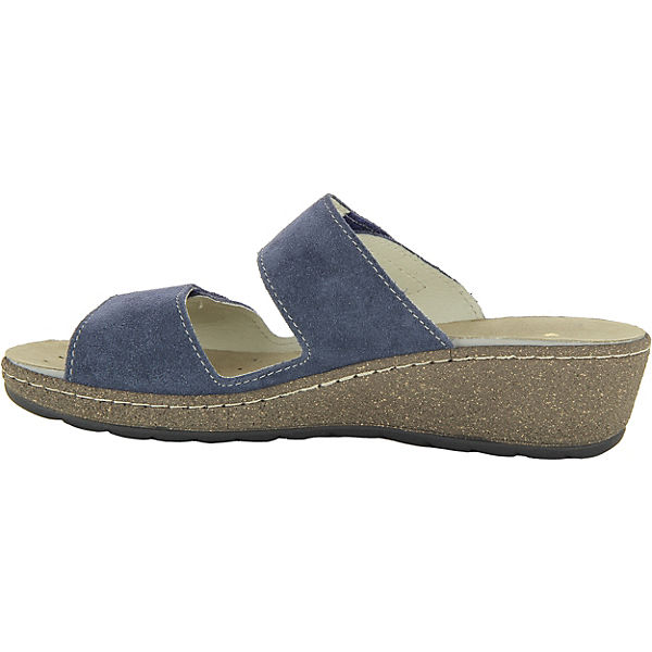 Florett, Nele Komfort-Pantoletten, Qualität dunkelblau Gute Qualität Komfort-Pantoletten, beliebte Schuhe af8ccc