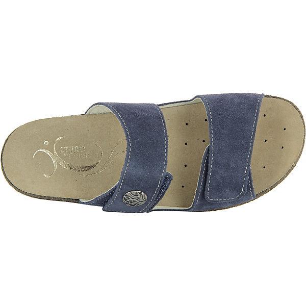 Florett Florett Komfort Nele Pantoletten Komfort Komfort dunkelblau dunkelblau Pantoletten Nele Nele Florett Pantoletten 8w4p8rnqSA