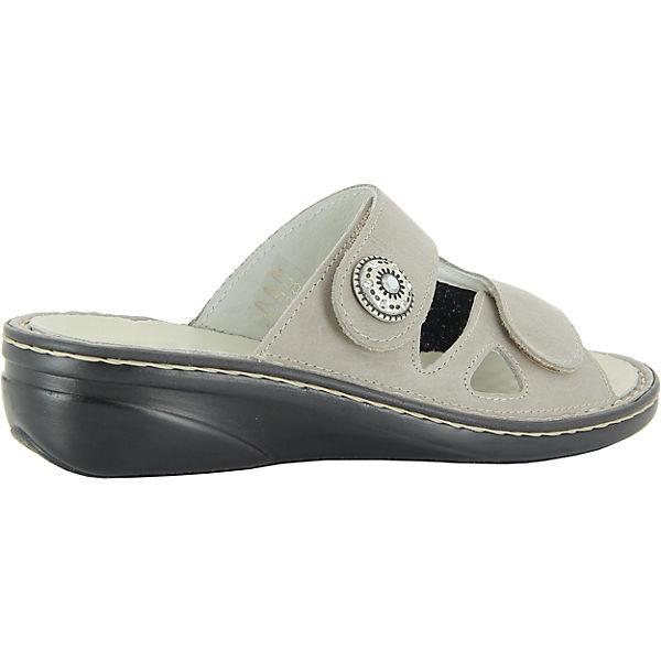 Florett, Maria Qualität Komfort-Pantoletten, braun  Gute Qualität Maria beliebte Schuhe 6bb254