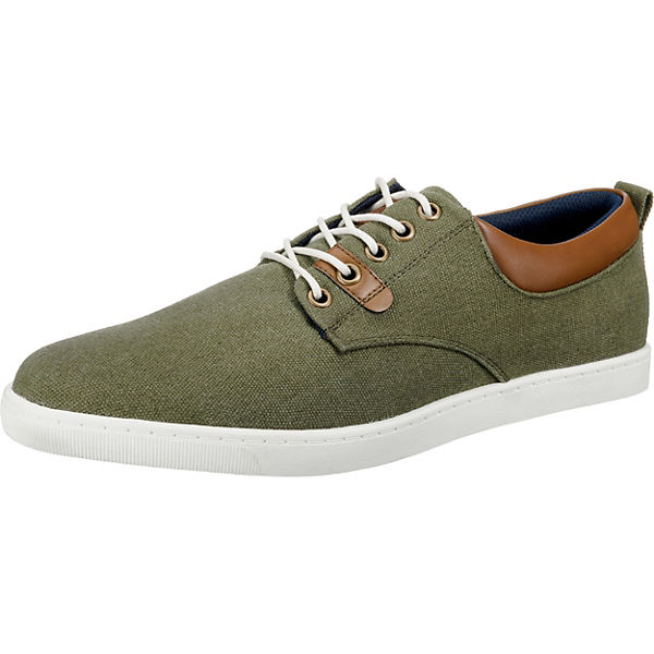 Leichter Canvas Sneaker Sneakers Low