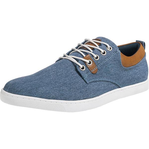 Low Leichter blau Sneaker Sneakers BULLBOXER Canvas UAxaqUv
