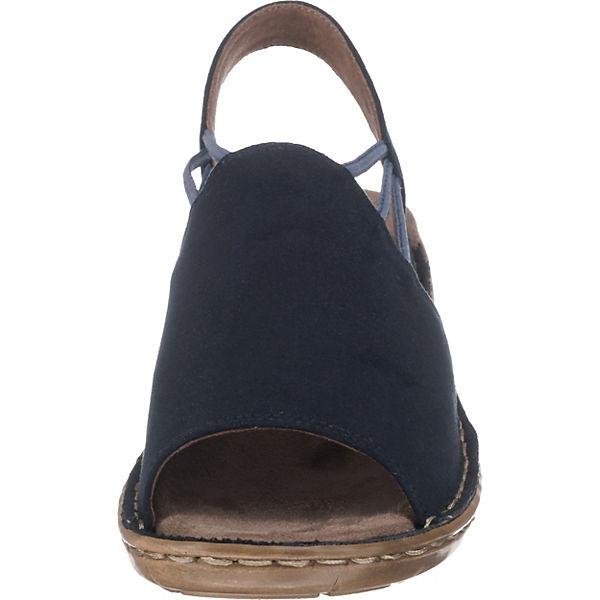 blau JENNY Klassische JENNY Sandalen Klassische Sandalen 4FqwRH
