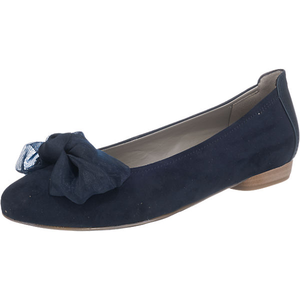 JENNY Pisa Klassische Ballerinas dunkelblau