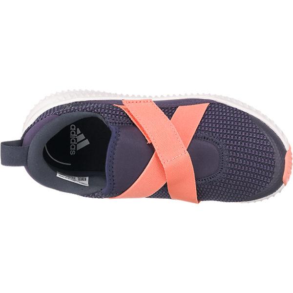 e63a57f71efb8f ... adidas Performance Sportschuhe FortaRun X CF K für Mädchen blau ...
