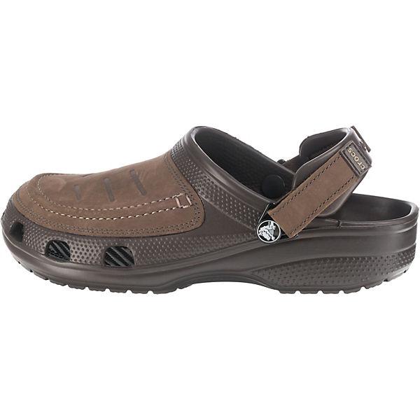 crocs, Yukon Vista Vista Vista Clog M Esp/Esp Clogs, braun   904a31