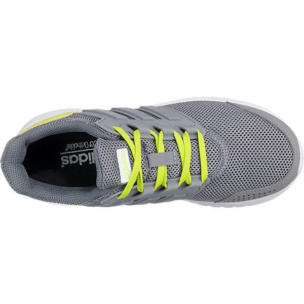 adidas Performance Sportschuhe galaxy 4 k für Jungen grau