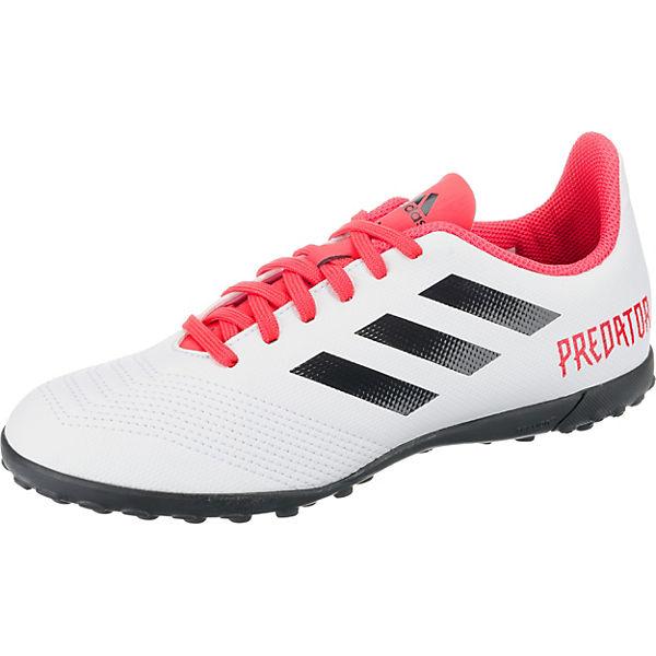 adidas Performance Fußballschuhe PREDATOR TANGO 18.4 TF J für Jungen weiß