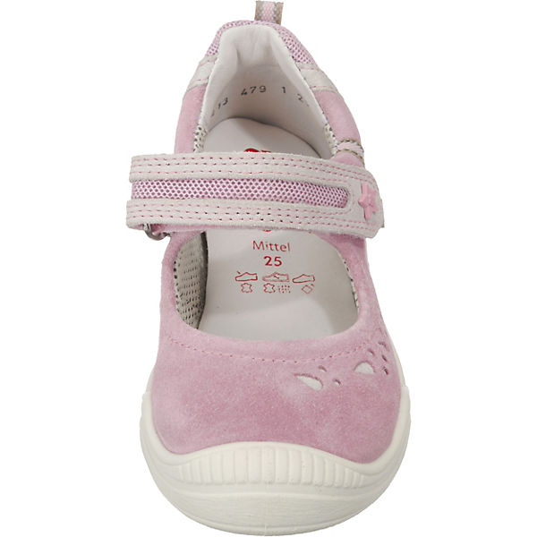 elefanten Kinder Ballerinas IRIS Weite M pink