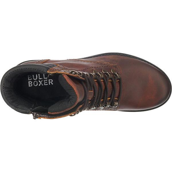 BULLBOXER Biker braun Boots BULLBOXER Biker Boots TZw0Eqx0