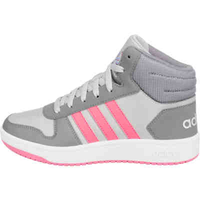 52c7ccc80d93fd adidas Performance, Sneakers High CF REFRESH MID K für Mädchen, blau